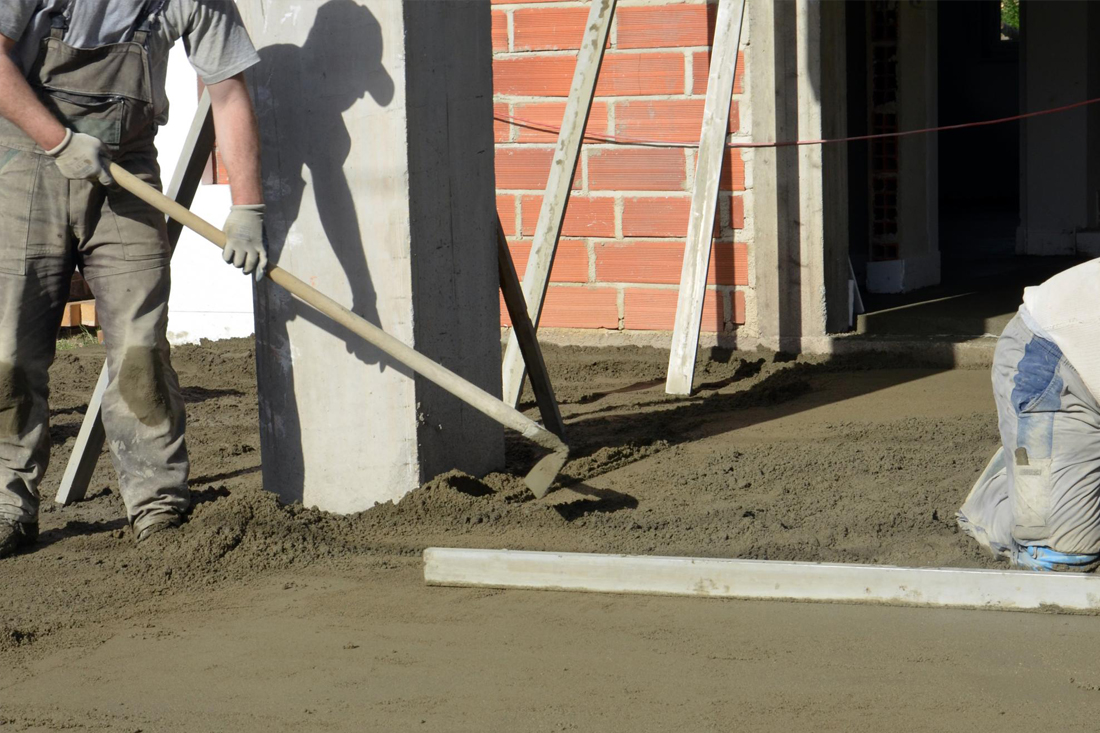 Lexington Concrete Contractors - Concrete Driveways 2