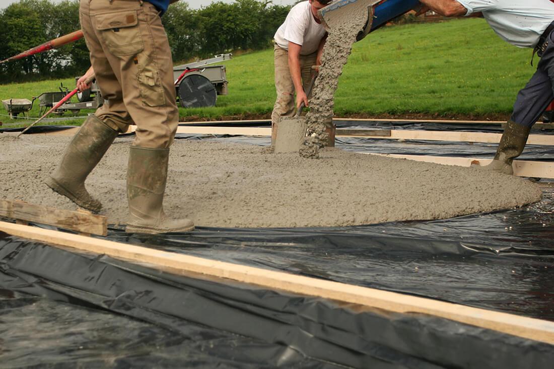 Lexington Concrete Contractors - Concrete Repair 1